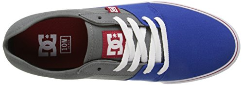 DC Shoes TONIK TX SHOE D0303111, Baskets mode homme Grey/Grey/Green
