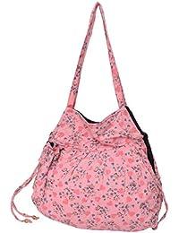 Holi Fashion Girls' Sling Bag (White) - B01KO8SH0W