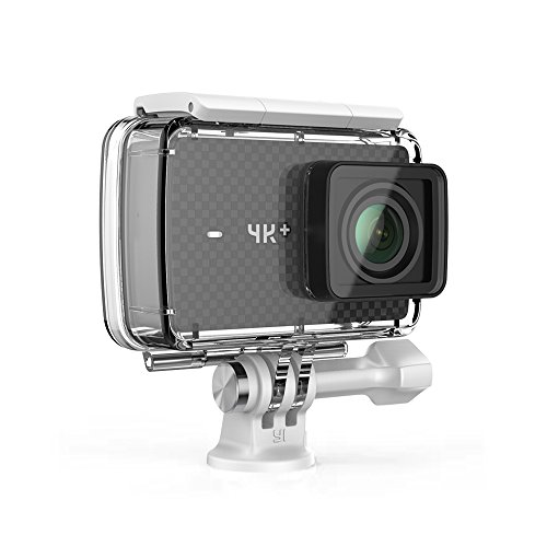 Foto YI 4K Plus Action Camera con Custodia Impermeabile 4K/60fps Nero