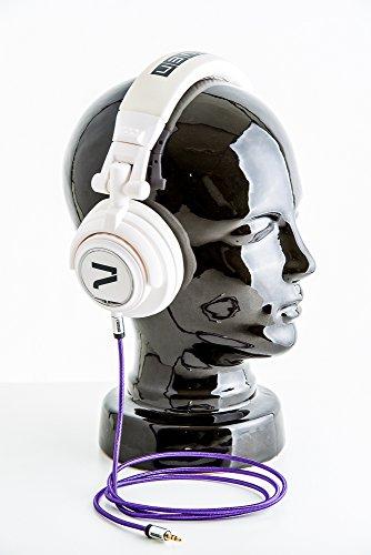 7even Headphone white / purple