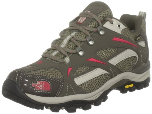 The North Face  Hedgehog Gtx Iii, Chaussures randonnée femme red