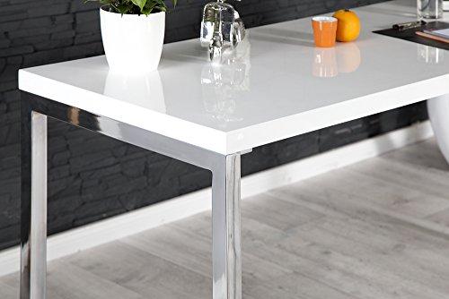 Scrivania Ufficio Grigio : Riess ambiente design laptop tavolo scrivania bianca 160 x 60 cm