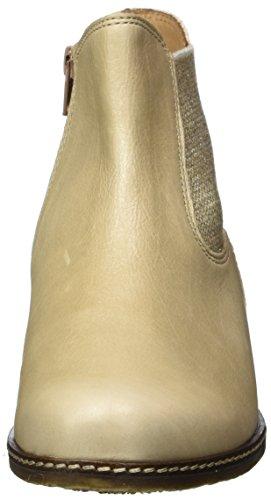 Gabor Comfort, Bottes Chelsea Femme Beige (sahara 52)