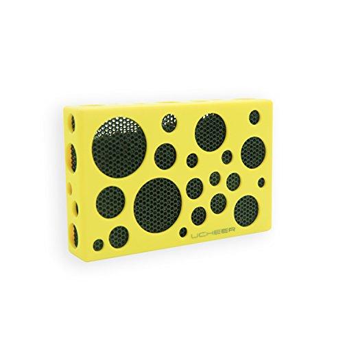 Preisvergleich Produktbild Ucheer Lufterfrischer, Käseform, eliminiert Gerüche in Auto, Kühlschrank, Schuhschrank, Sporttasche etc. - Einzelbett