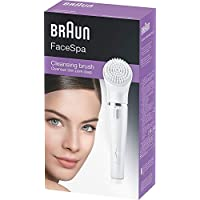 Braun FaceSpa 801 Cilt Bakımı ve Titreşimli Yüz Temizleme ve Peeling Cihazı