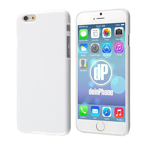 deinPhone Apple iPhone 7 Plus / iPhone 8 Plus Hülle weiß