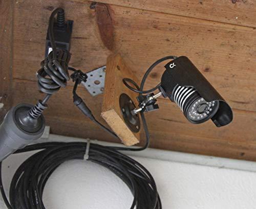 Kerbl 1085 Stall- und Anhängerkameraset 2,4 GHz - 2