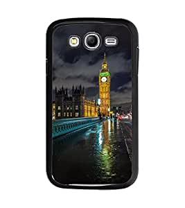 TOUCHNER (TN) Chinees Girl Back Case Cover for Samsung Galaxy A7::Samsung Galaxy A7 A700F