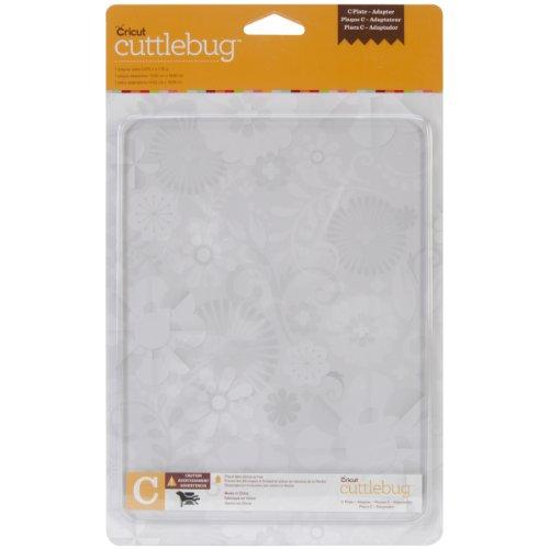 Preisvergleich Produktbild Cuttlebug Thin Die Adapter 37-1260
