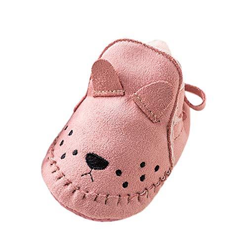 (Beikoard Baby Boy Girl Cartoon niedlichen Ausdruck Schuh Kleinkind Schuhe kleine Spot Schuhe Winter Baby Winter warme Schuhe)