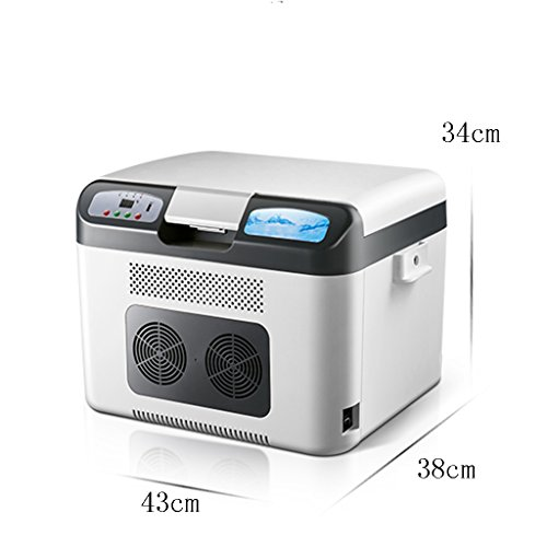 411SbqxZHTL - Refrigerador Portátil 26L Mini Cooler Nevera Congelador Medicamento Insulina Vaccine Refrigerador Calentador TG Car Home Travel Camping Picnic