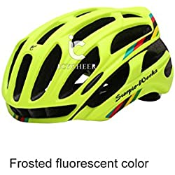 ICYCHEER ZH - Casco de ciclismo, color 01