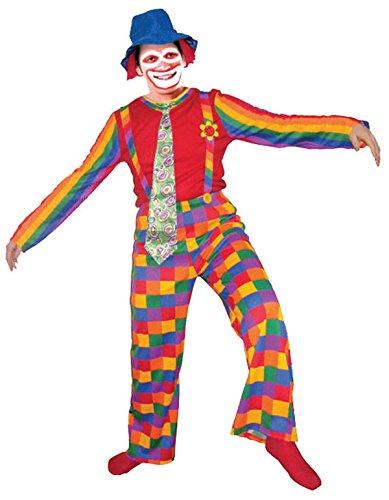 tiges lachendes Clown-Kostüm (Traditionelle Kostüm Dress Up Spiel)