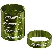 MSC Bikes MSC AR28610GN - Espaciadores de direccion