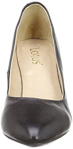 Lotus - Scarpe, Donna Nero (Black)