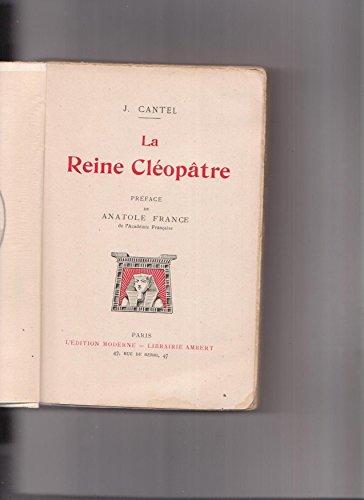 La reine Cléopâtre