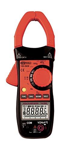 KS Tools KST-150.0929 Digital Amperezangen-Satz 1000A, 3-teilig, 1000 V, Schwarz/Rot