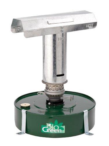 Bio Green Paraffinheizung Warmax-Power 4, schwarz/silber