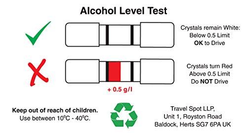 Alkoholtestgerät, NF(Norme française)-zertifiziert - 4
