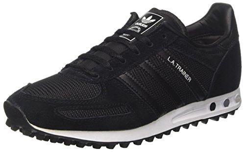 adidas BY9501, Zapatillas Infantil, Negro (Blk/Blk), 38 2/3 EU