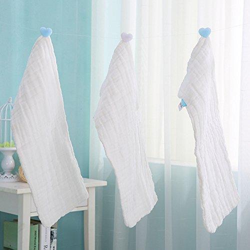 sunny-ju-10-couche-lavable-gaze-a-langer-pour-bebe-sans-agent-fluorescent-blanc-3-pieces18-x-17-cm