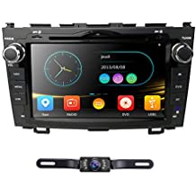 8 inch Digital Touch Screen Car Radio 2DIN estéreo en Dash for Honda CRV C de
