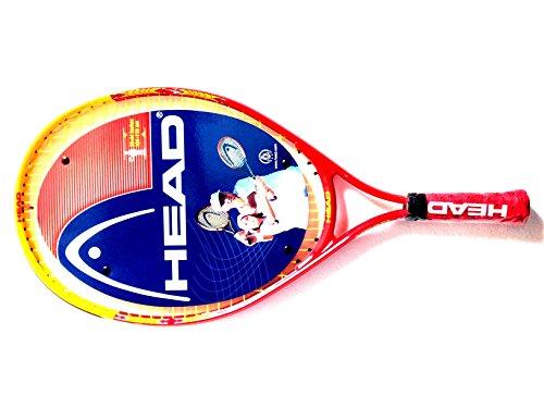 Head Agassi 55 Tennisschläger Kinder (Agassi Tennis Schläger)
