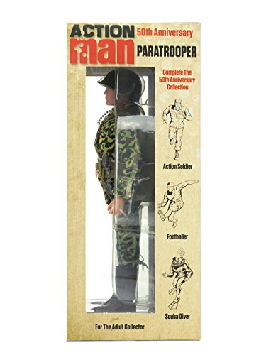 Image of Action Man 50th Anniversary edition - Paratrooper