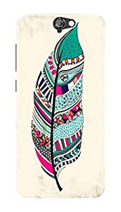 Marklif Premium Printed Cool Case Mobile Cover for HTC One A9