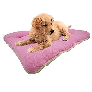 moonpet Double Usage chaude Cozy Pet Tapis de Chenil Caisse Housse–Souple–Lit/coussin pour petit moyen grand Races Chiens et Chats