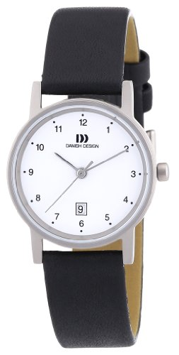 Danish-Design-Womens-Quartz-Watch-3326033-with-Leather-Strap