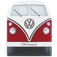 VW Collection by Brisa Eiskratzer im Design der VW Bulli T1 Front in Rot