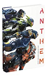 Anthem - Official Collector's Edition Guide de Prima Games