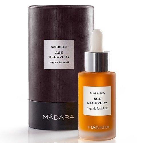 Madara Cosmetics Superseed Age Recovery für trockene Haut, strapazierte Haut, reife Haut, empfindliche Haut, anspruchsvolle Haut / 30 ml (Natürliche Schwarze Samen-öl)