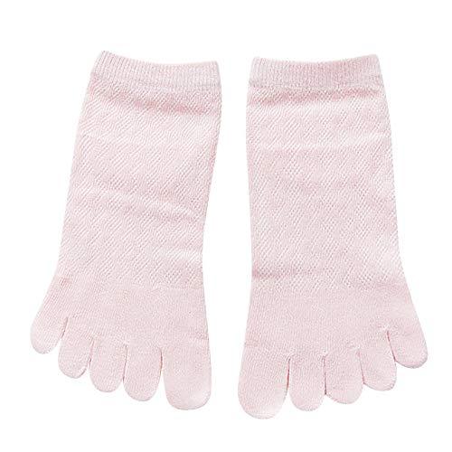 Color Zehensocken Five Finger Socks Baumwolle Weiche Lustige Socken ()