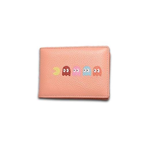 Faysting EU donna portafoglio donna borsellino vari colori cartone simpatico stile buon regalo B