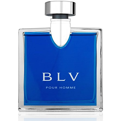 PERFUME PARFÜM FÜR MANN MAN BULGARI BVLGARI BLU BLV POUR HOMME 100 ML EDT 3,4 OZ 100ML MAN MEN EAU DE TOILETTE SPRAY 100% ORIGINAL (Parfum Blv)