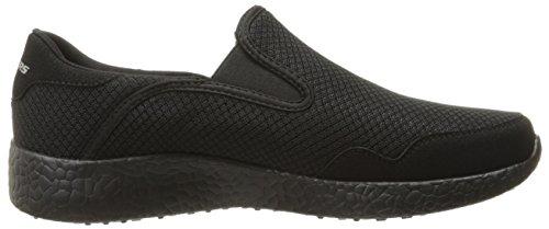 Skechers , Chaussures de sport d'extérieur pour homme noir noir 40 Noir