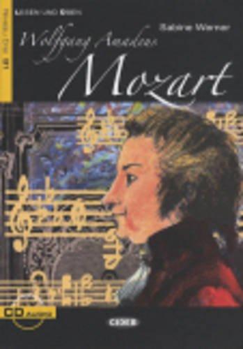 Wolfgang Amadeus Mozart - Book & CD (Lesen Und Uben, Niveau Zwei) par Sabine Werner