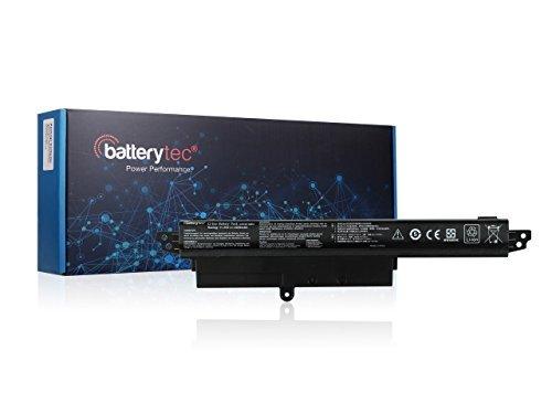 Batterytec® Batterie pour ASUS VivoBook X200CA, ASUS VivoBook F200CA 11.6\