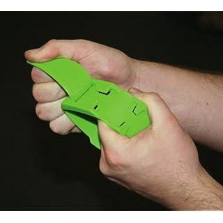 Kerbl Fesselband, Kunststoff grün