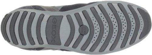 Geox U Mito B, Baskets mode hommes Gris (C0105)