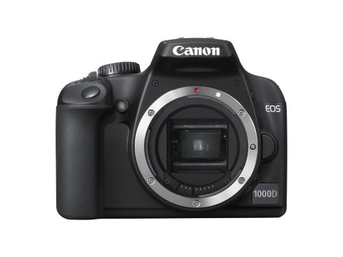 CANON EOS 1000D Body Only Digital SLR Camera -