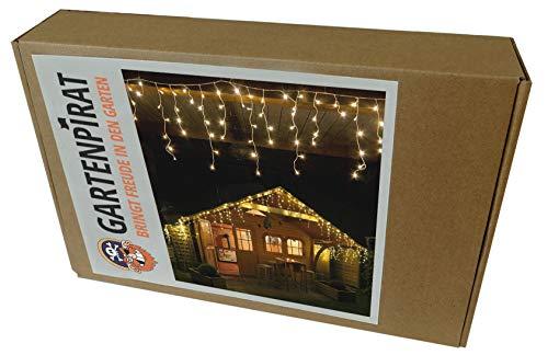 960 LED 24m Tenda luminosa a cascata Luci Natale bianco caldo interno/esterno