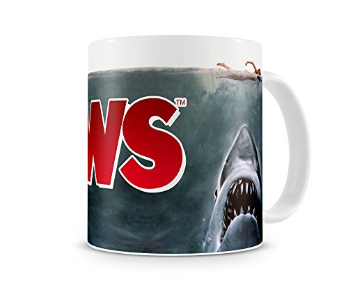 Officially Licensed Jaws Coffee Mug