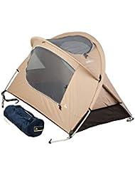 Nomad Kids Travel Bed Baumwolle dark sand - Kinderreisebett
