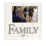 empireposter - Bilderrahmen - Family - Größe (cm), ca. 20x20 - kleine-Rahmen, NEU - Beschreibung: - Holzrahmen mit Glasscheibe, weiß - Außengröße 20x20 cm für 1 Foto 10x15 cm -
