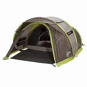 wurfzelt quechua 2 seconds xxl iii f r 3 personen mit aufenthaltsraum sport freizeit. Black Bedroom Furniture Sets. Home Design Ideas
