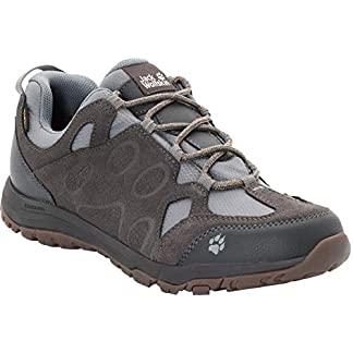 Jack Wolfskin Men's Rocksand Texapore Low M Wasserdicht Rise Hiking Shoes 5