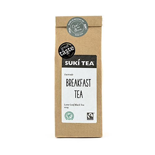 Suki Tea Breakfast Loose Black Tea 100 g
